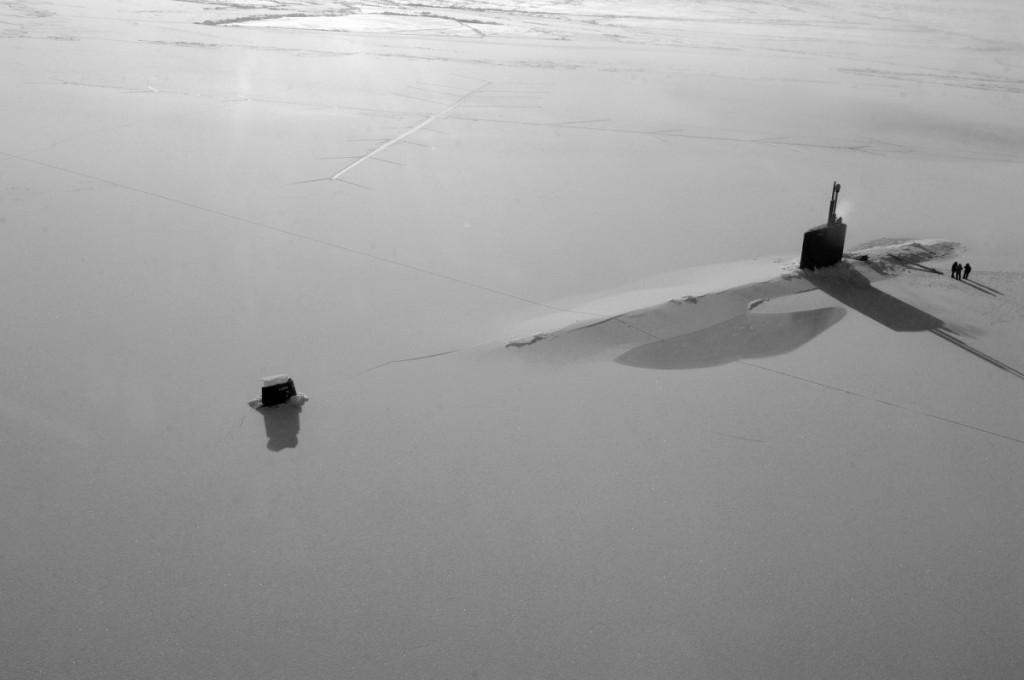 Submarine Snow