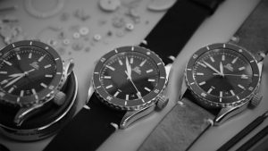 Production Eza Watches